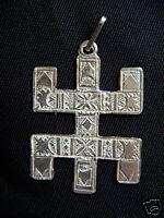 symbole kabyle ( amazigh) en argent