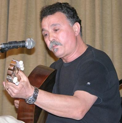 cherif hamani 2014