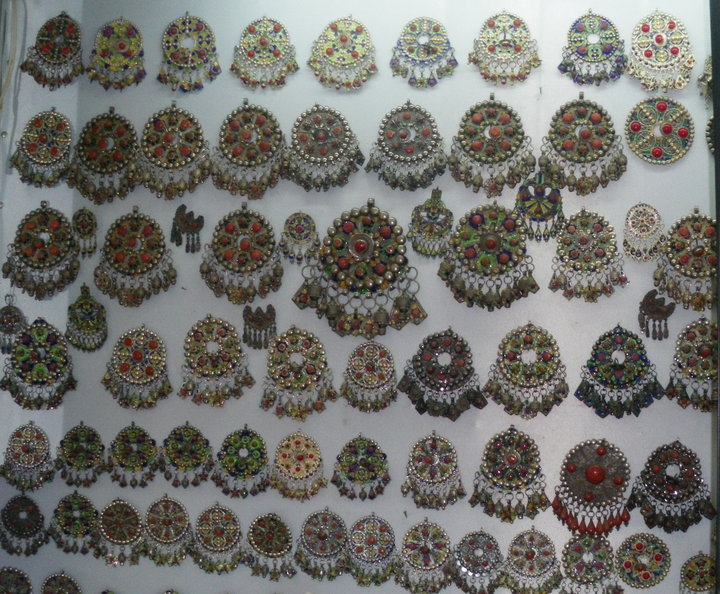 Les bijoux kabyle for Architecture kabyle